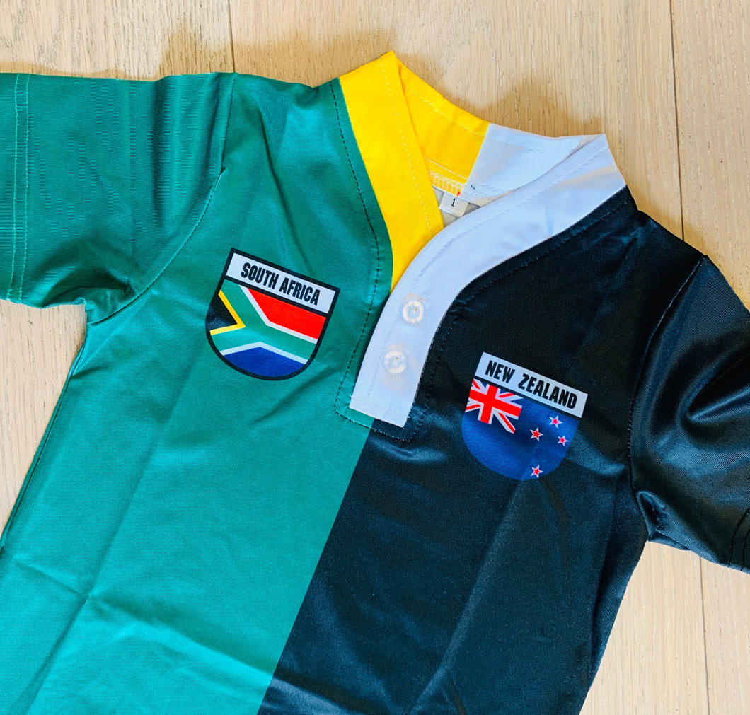 50/50 Shield Jersey - South Africa/New Zealand