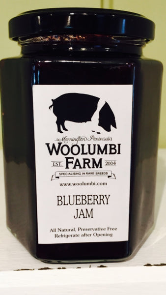 Blueberry Jam 300ml