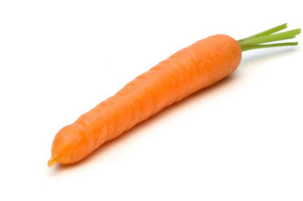 Carrots - Orange (certified organic)