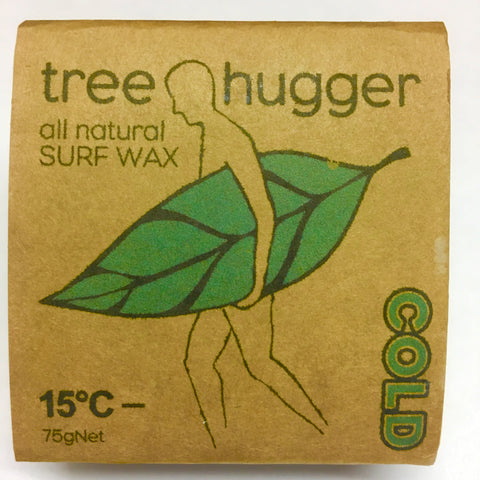Tree Hugger Surf Wax Cold Water