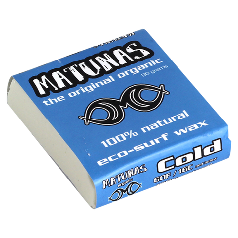 Matunas Organic Surf Wax Cold Water