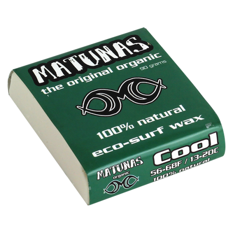 Matunas Organic Surf Wax Cool Water