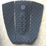 Surf Organic - Tail Pad - Black on Black