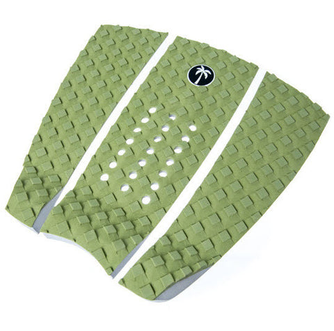 Surf Organic - Tail Pad - Green