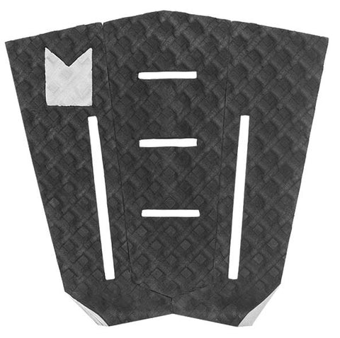 Modom Taj Burrow Tail Pad - Black/White