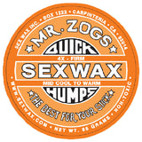 Sex Wax Quick Humps Mid Cool to Warm Water Wax