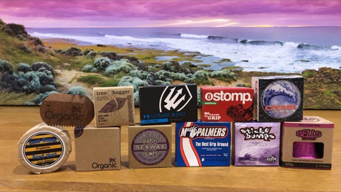 Surf Wax Pack