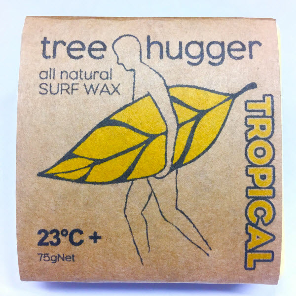 Tree Hugger Surf Wax Tropical Water