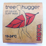 Tree Hugger Surf Wax Warm Water