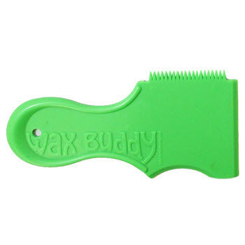 Wax Buddy Wax Comb - Lime Green
