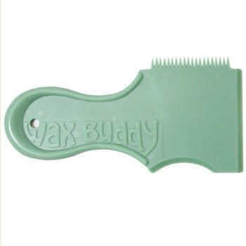 Wax Buddy Wax Comb - Sage Green