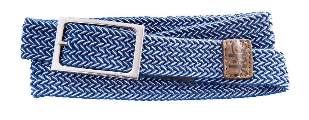 Business Belt - BLUE/WHITE
