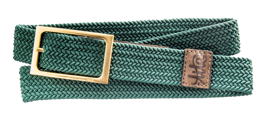 Business Belt - EMERALD