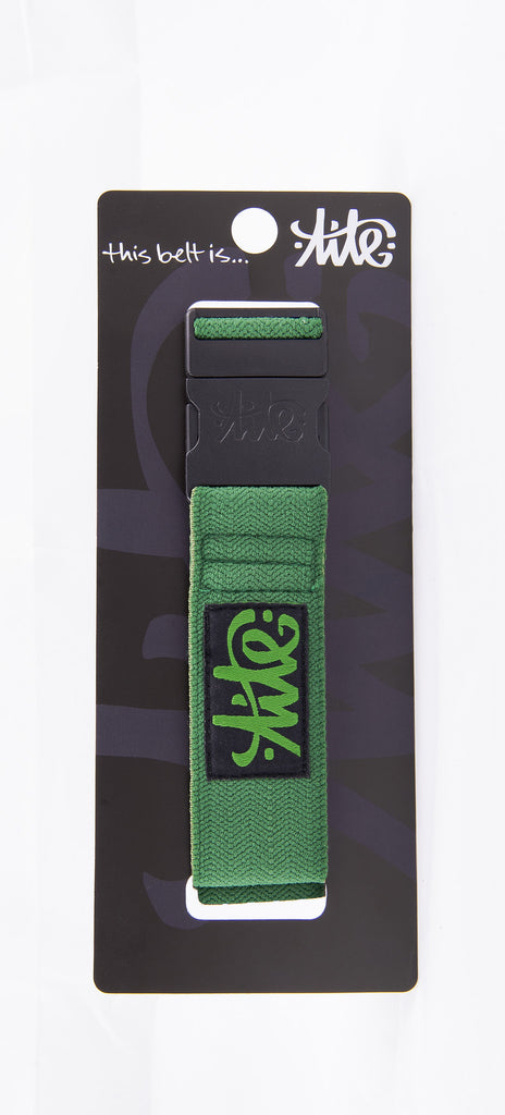 Security Belt - GREEN
