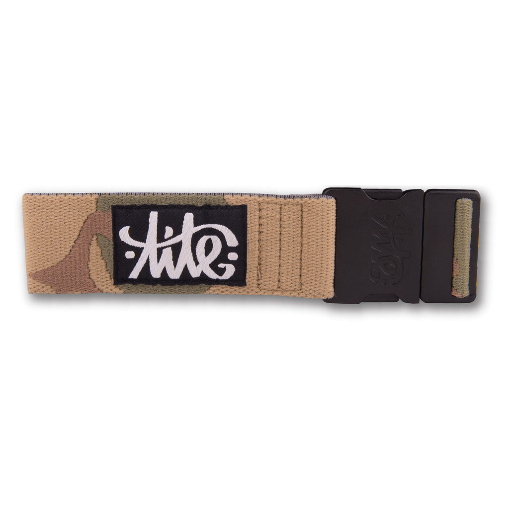 Security Belt - CAMO Print