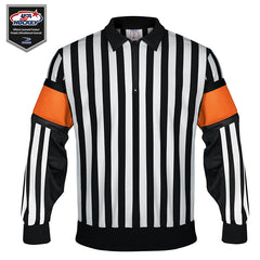 c888f0f741c FORCE ELITE Hockey Officiating Referee Jersey - Sewn-in Armbands