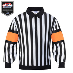 1d11d1c89b2 FORCE PRO WOMENS Officiating Jersey - Referee - Sewn-in Armbands