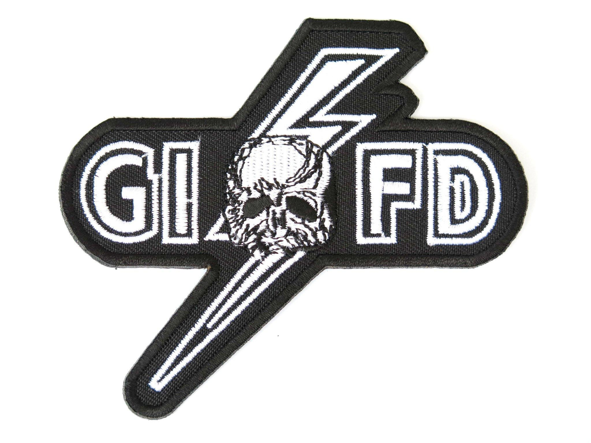 "BLACK LABEL SOCIETY BLS GIFD Iron On Embroidered Patch 3.7"" - A Patch E Store"