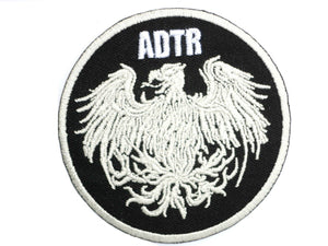 "A DAY TO REMEMBER ADTR Iron On Sew On Embroidered Patch 2.9""/7cm - A Patch E Store"