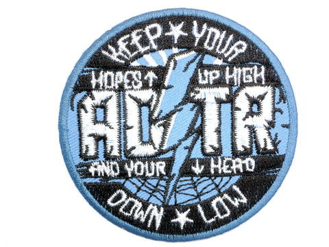 A DAY TO REMEMBER Hopes Up High Embroidered Patch