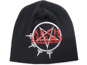 ARCH ENEMY Winter Wool Beanie Hat BNWT - A Patch E Store
