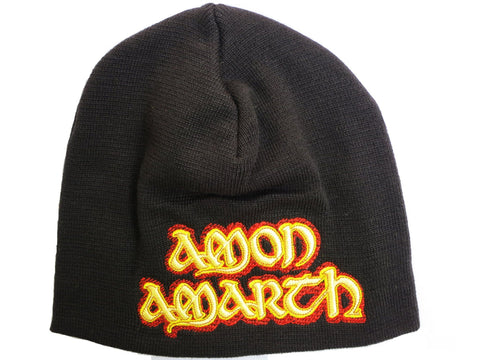 AMON AMARTH Winter Wool Beanie Hat BNWT - A Patch E Store