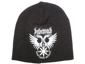 BEHEMOTH Acrylic Wool Beanie Hat BNWT - A Patch E Store