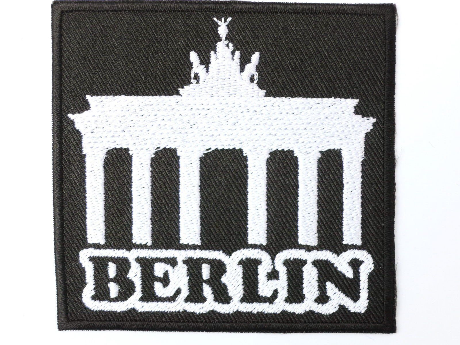 "BERLIN German Germany Wall Iron On Embroidered Patch 2.9""/8.5cm - A Patch E Store"