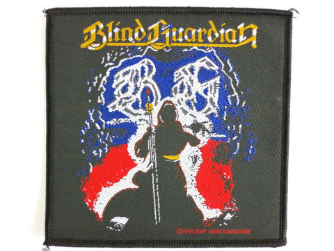 BLIND GUARDIAN Metal Sew On Woven Patch - A Patch E Store