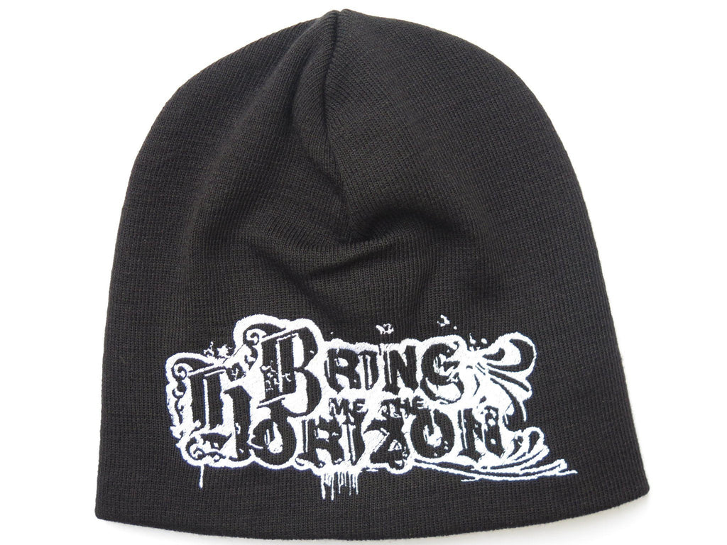 BRING ME THE HORIZON Acrylic Wool Beanie Hat BNWT - A Patch E Store
