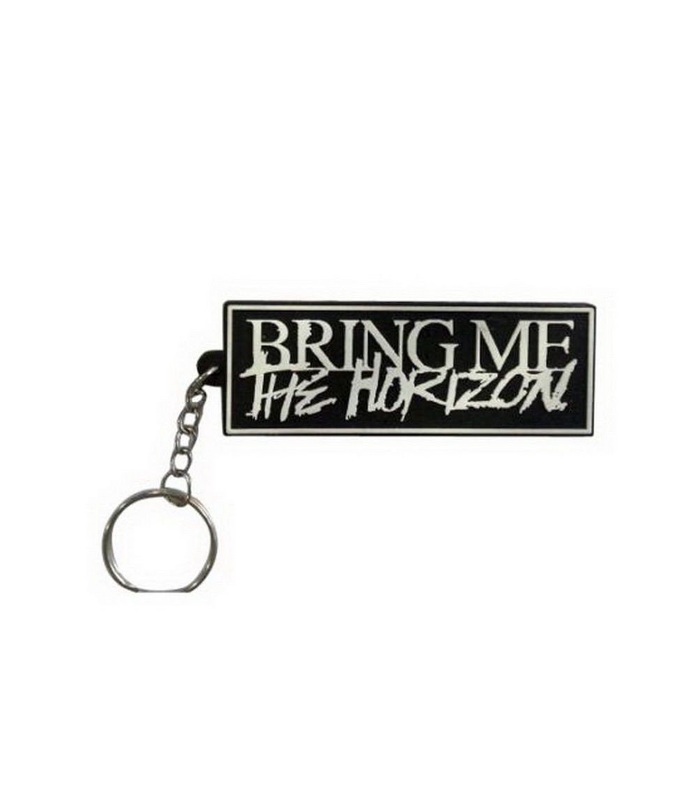 BRING ME THE HORIZON Rubber Festival Gig Key Ring Chain - A Patch E Store