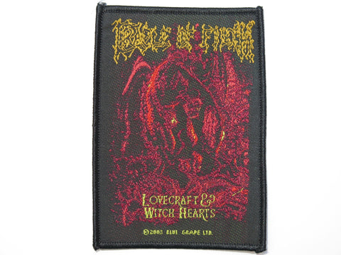 CRADLE OF FILTH Lovecraft Sew On Woven Patch - A Patch E Store