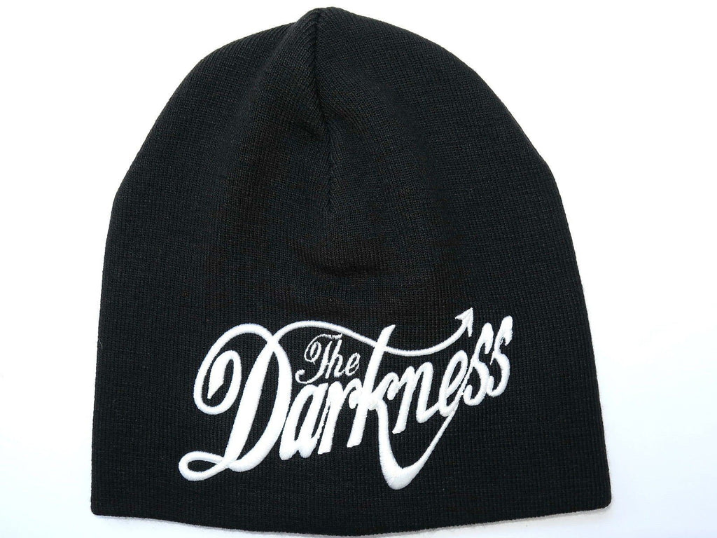 The DARKNESS Logo Winter Wool Beanie Hat BNWT - A Patch E Store