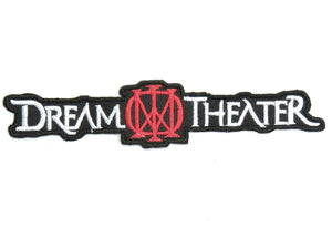 "DREAM THEATER Iron On Sew On Embroidered Patch 5""/12.5cm - A Patch E Store"