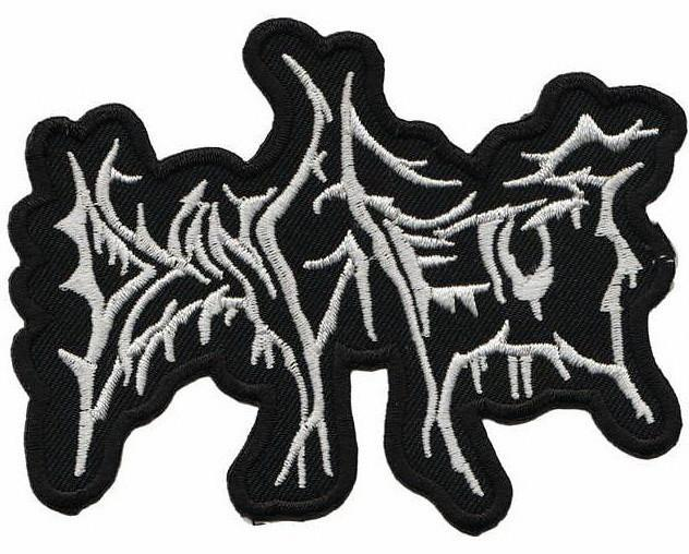 "DYING FETUS Iron On Sew On Death Metal Embroidered Patch 4""/10cm - A Patch E Store"