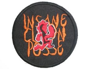"Insane Clown Posse Hip Hop Iron On Embroidered Patch 3""/7.6cm - A Patch E Store"