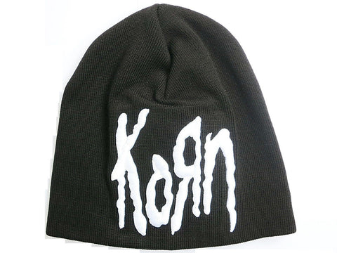 KORN Logo Acrylic Wool Beanie Hat BNWT - A Patch E Store