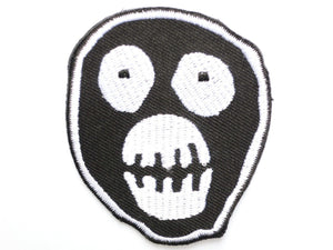 "Mask Mighty Boosh Iron On Sew On Embroidered Patch 2.4""/6cm - A Patch E Store"