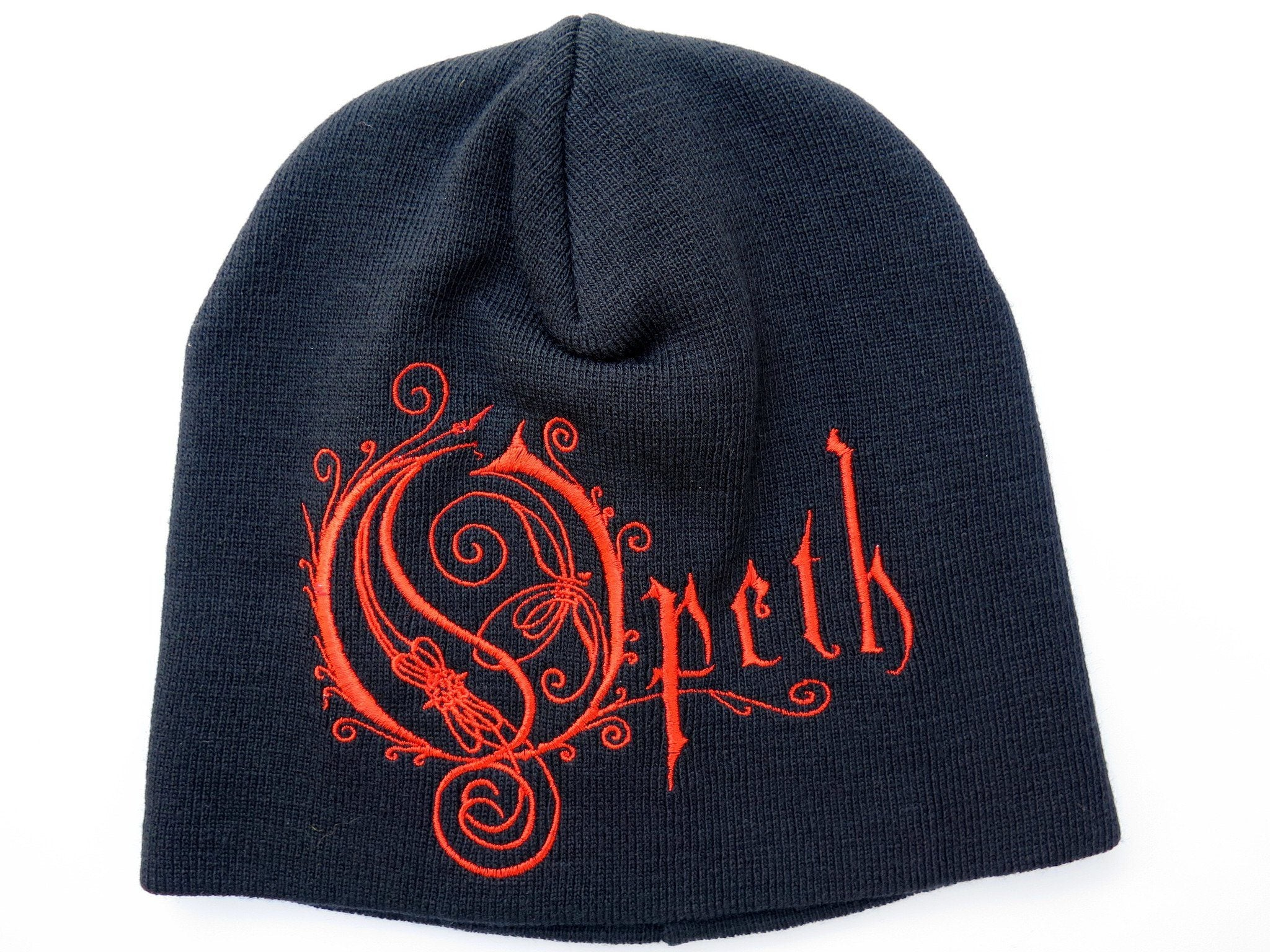 OPETH O Logo Winter Wool Beanie Hat BNWT - A Patch E Store