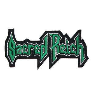 "SACRED REICH Metal Iron On Sew On Embroidered Patch 5""/12cm - A Patch E Store"