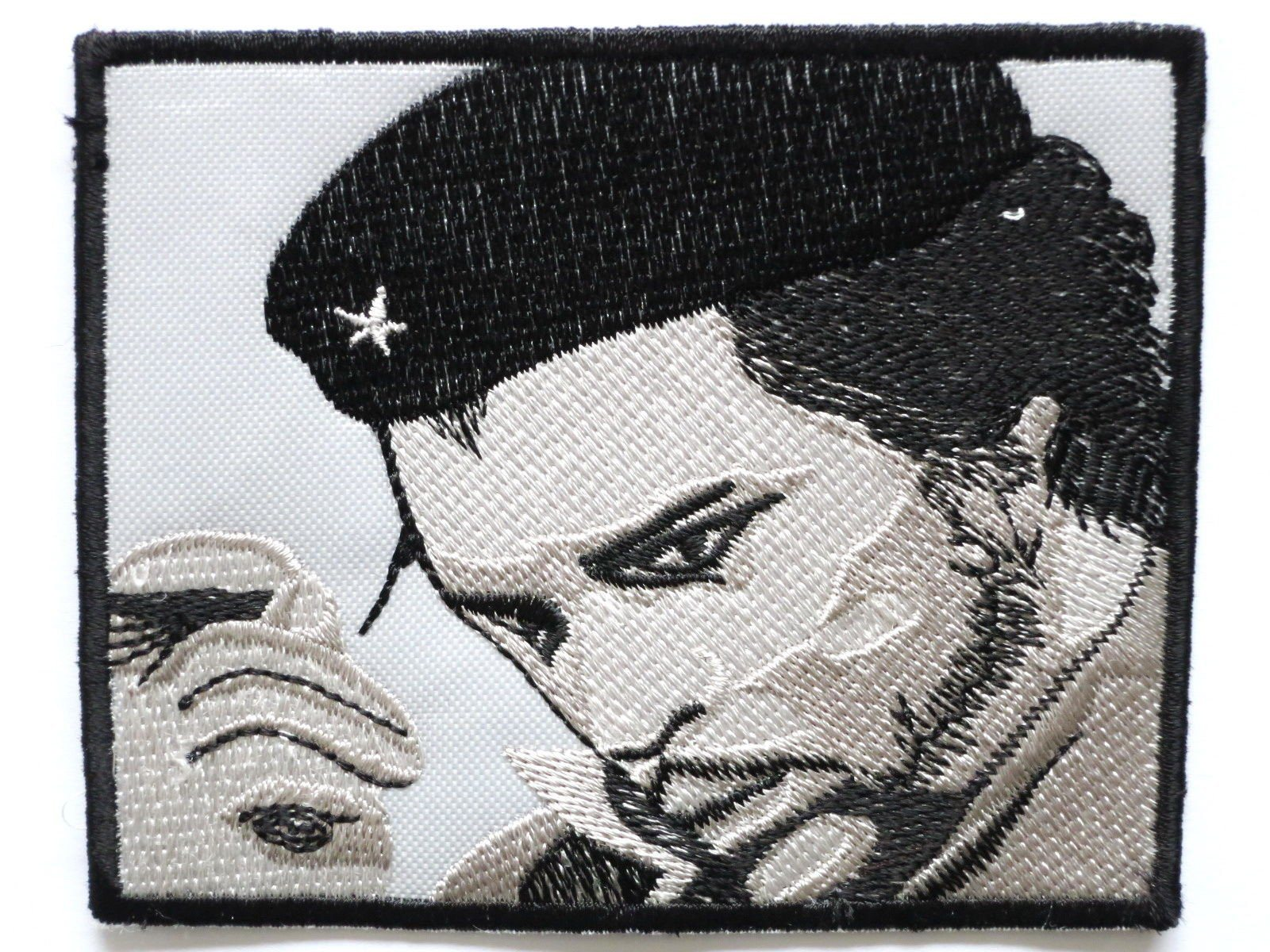 Che Guevara Face Sew On Embroidered Badge Patch - A Patch E Store