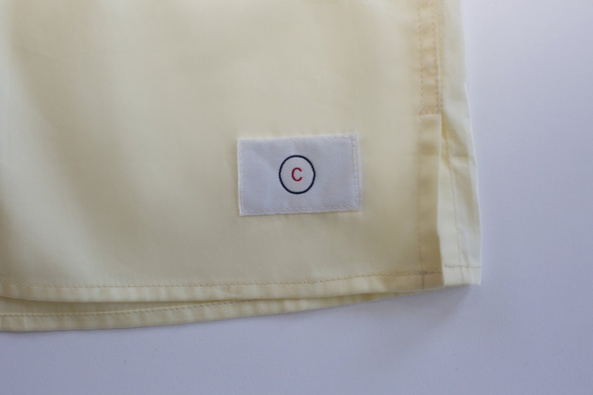 Boxershort - Canary Yellow