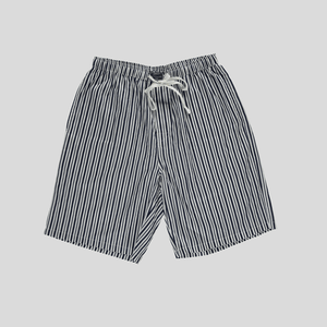 Throw Shorts - Nautical Stripe
