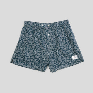 Boxershort - Forest Paisley