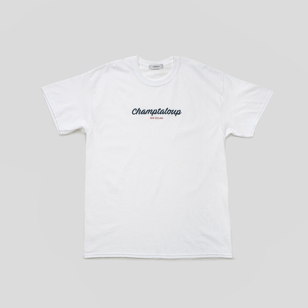 Link Tee - White