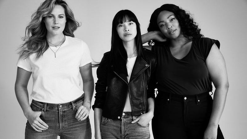 Lucky Brand's Extended Sizing Will Offer More In-Store Size Options
