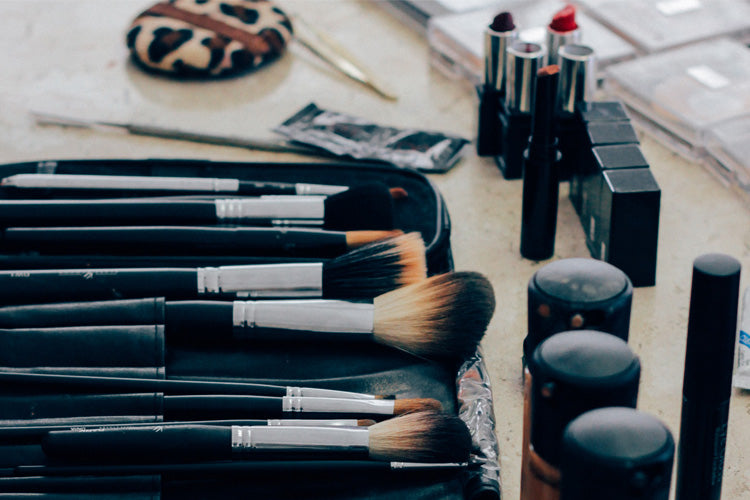 Bored at Home? Here's How to Clean Your Makeup Brushes and Sponges