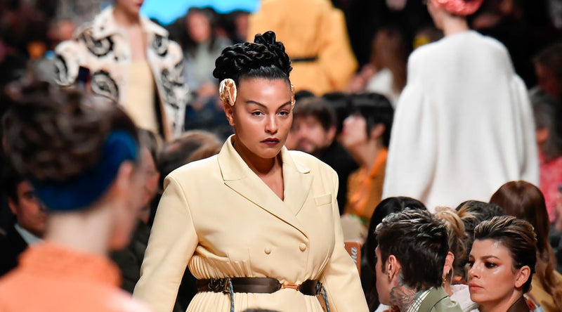 Fendi's First Plus-Size Models Walked The Fall/Winter 2020