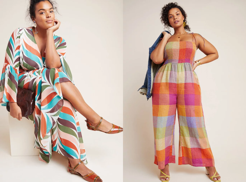Anthropologie Has All the Curvy Spring Clothes Your Wardrobe is Waiting For