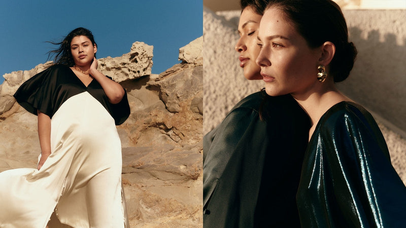 Coyan is the Minimalist Plus Size-Inclusive Label to Know Now